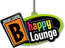 BIGGBY Coffee Bhappy Lounge Store