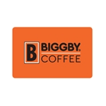 BIGGBY Card Orange