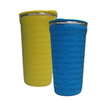 16oz Sof-T Tumbler Blue or Yellow