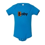 Blue 12 Month Baby Onesie