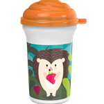 Hedgehog Kids Cold Cup - (8oz)