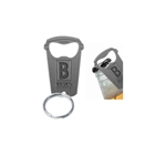 *Silver BIGGBY Keychain/Bottle Opener 2019