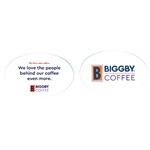 BIGGBY Coffee Magnet