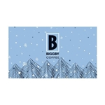Blue Holiday Gift Card