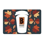 Black Fall Gift Card