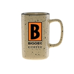 *Tan Camper Mug 16oz