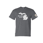 Grey Brewed Local Tee - XL