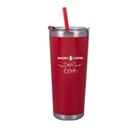 *BIGGBY Love Red Tumbler 20oz