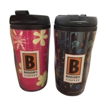 Kids Hot/Cold Mug Flowers/Space 8oz