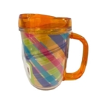 12oz Tritan Acrylic Mug w/Handle