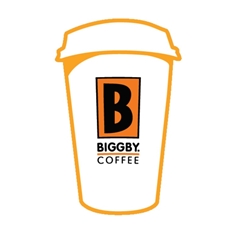 *Biggby Cup Sticker