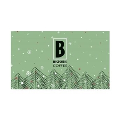 Sage Green Holiday Gift Card