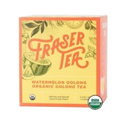 Watermelon Oolong Organic Oolong Tea