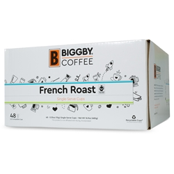 French Roast Single Serve Cup - 48 count