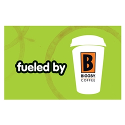 'Fueled By' Gift Card